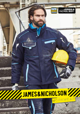 james&nicholson workwear