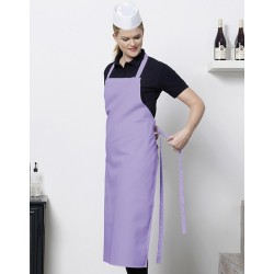 Pocketless apron