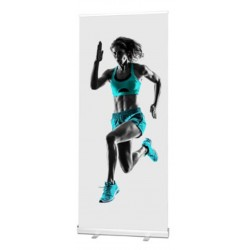 BASIC single side roll-up banner