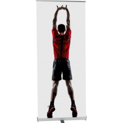 ENTRY-LEVEL single side roll-up banner