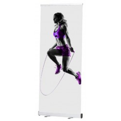 STANDARD single side roll-up banner