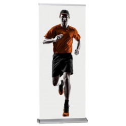 PREMIUM single side roll-up banner