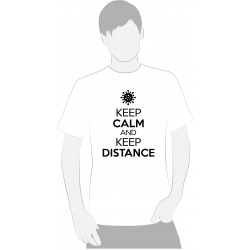 Keep Calm and Keep Distance