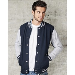 Unisexe Varsity Team Jacket