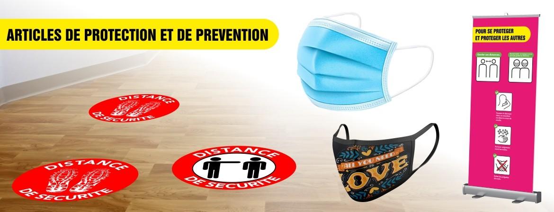 Article de prévention contre le coronavirus
